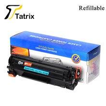 Recargables cartucho de tóner ce285a para hp 285a compatible para hp laserjet p1100/p1102/p1102w/m1132/m1210/m1212nf/m1214nfh