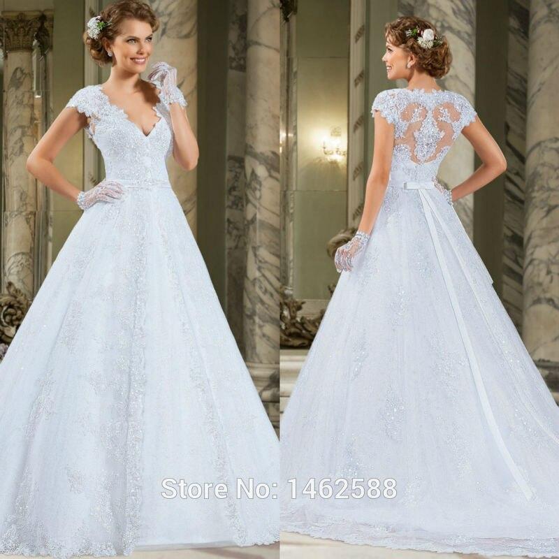 Elegant Princess Wedding Dresses – fashion dresses