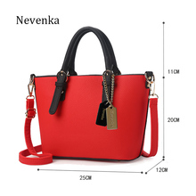 Women Fashion Shoulder Bag Solid Colors