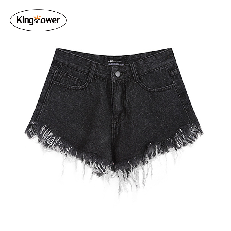 Online Get Cheap Black Denim Shorts -Aliexpress.com | Alibaba Group