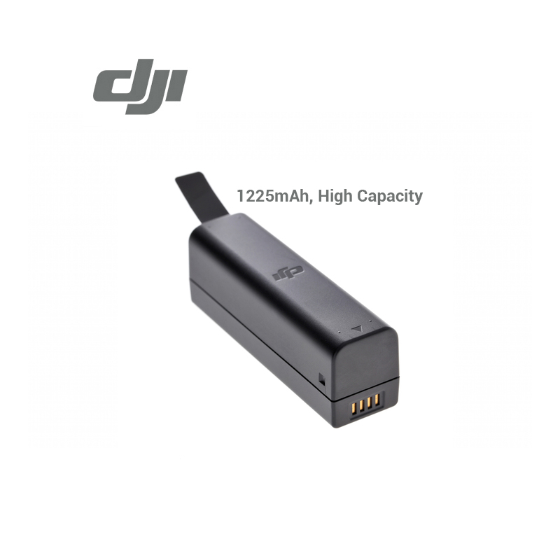 DJI Osmo Intelligent Battery 1225mAh High Capacity compatible with all osmo series Brand new