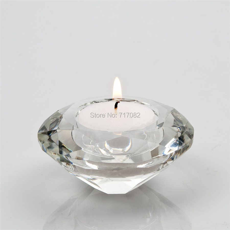 Crystal Candle Holder Tealight