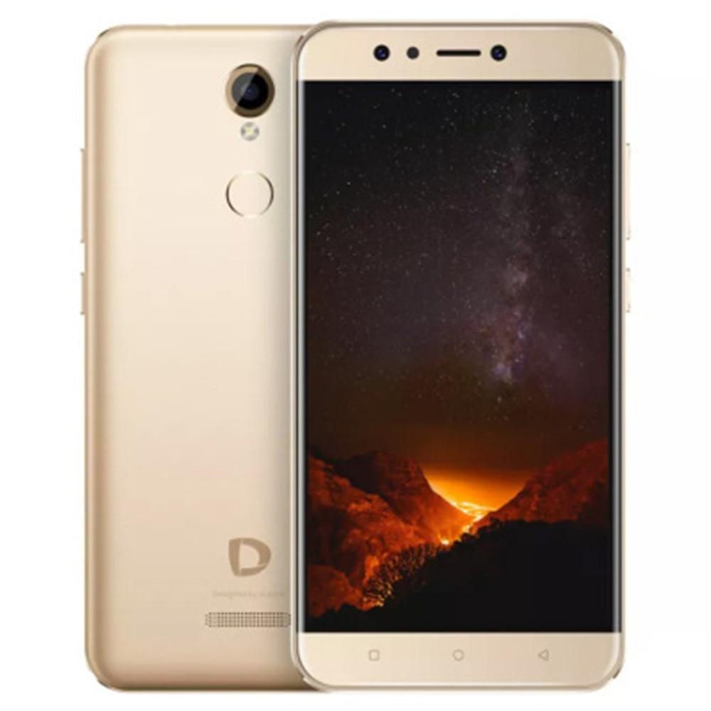 SuperD D1 3 gb di RAM 32 gb di ROM MTK 1.5 ghz Octa Core 5.5 pollice 2.5D VR FHD Schermo Android 6.0 di Impronte Digitali 3000 mah 4g LTE Smartphone