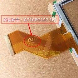 HZ do Tablet dotykowy GT10PG127 FLT GT10PG127 V2.0 ekran dotykowy digitizer glassrepair GT10PG127 panel 166x236mm w Ekrany LCD i panele do tabletów od Komputer i biuro na