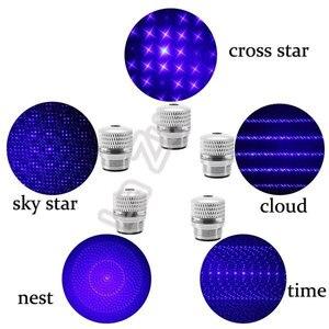 Image 5 - Wysokiej mocy 1.6.w wydłużyć niebieski laser wskaźniki 450nm Lazer widok latarka spalanie mecz/światła palą cygara/świeca/polowanie
