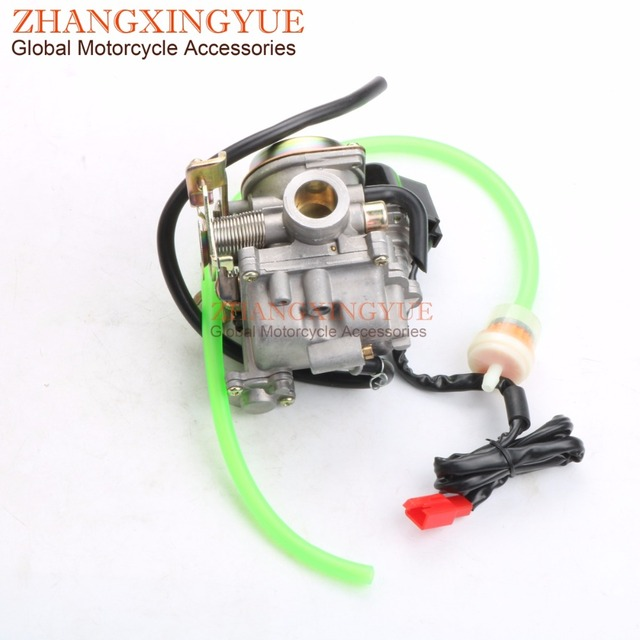 US $28 99 |18 5mm PD18J High quality carburetor for Zongshen ZS50QT 4 GY6  50cc 139QMB/139QMA 4T-in Carburetor from Automobiles & Motorcycles on
