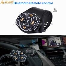 Senza fili Bluetooth Remote Control Media pulsante Auto Sterzo Ruota di Bicicletta Per iphone Android phone Musica Foto rc controller
