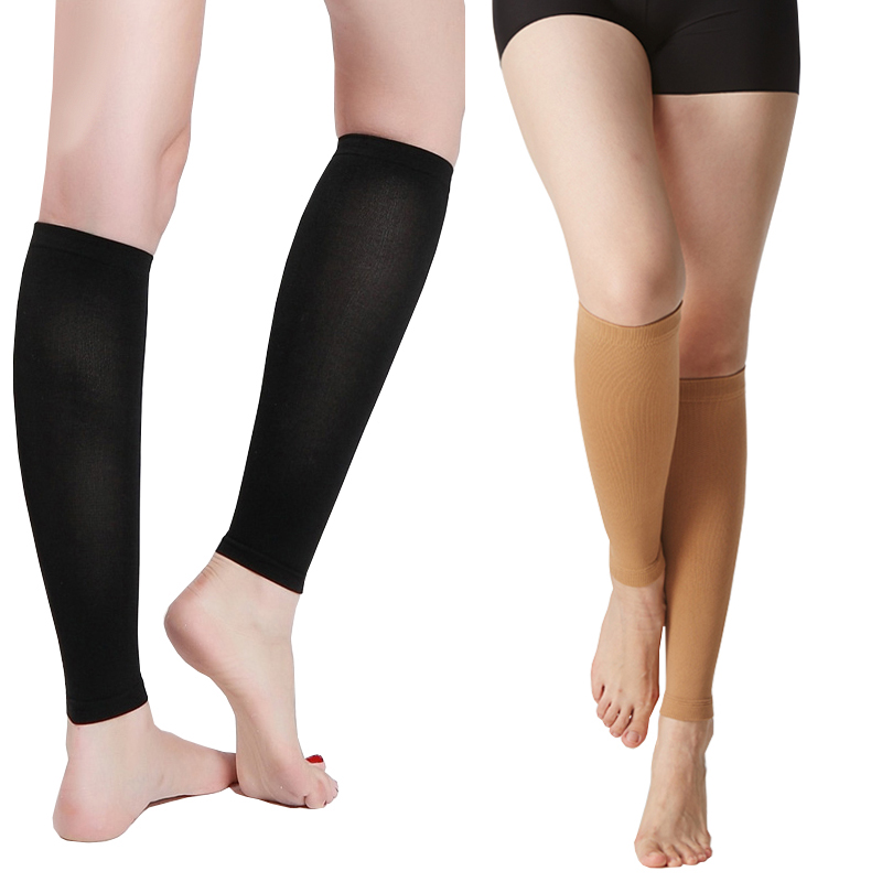 1Pair Miracle Antifatigue Compression Stockings Unisex Prevent Varicose Veins Knee Socks Pantyhose Supports Leg Stocking