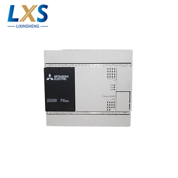 Japan Mitsubishi FX3SA Series High Speed Large Capacity Programmable Logic Controller For Industrial Automation Control
