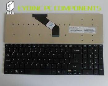 Original US Laptop Keyboard for Acer Aspire E1-572 E1-572G E1-731 E1-731G E1-771 E1-771G E1-570-6615 E1-532G Black фото