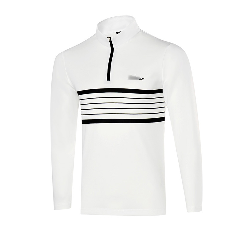 The new 2017 GOLF in the fall of men's casual sport shirt quick-drying long-sleeved T-shirt TU7123 edition in the fall of new women s wear long sleeved sweater knit render unlined upper garment female hedge brief paragraph