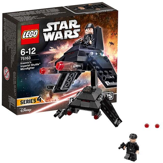 Lego Star Wars 75163 Krennic Empire Shuttle Mini Fighter LEGO ...