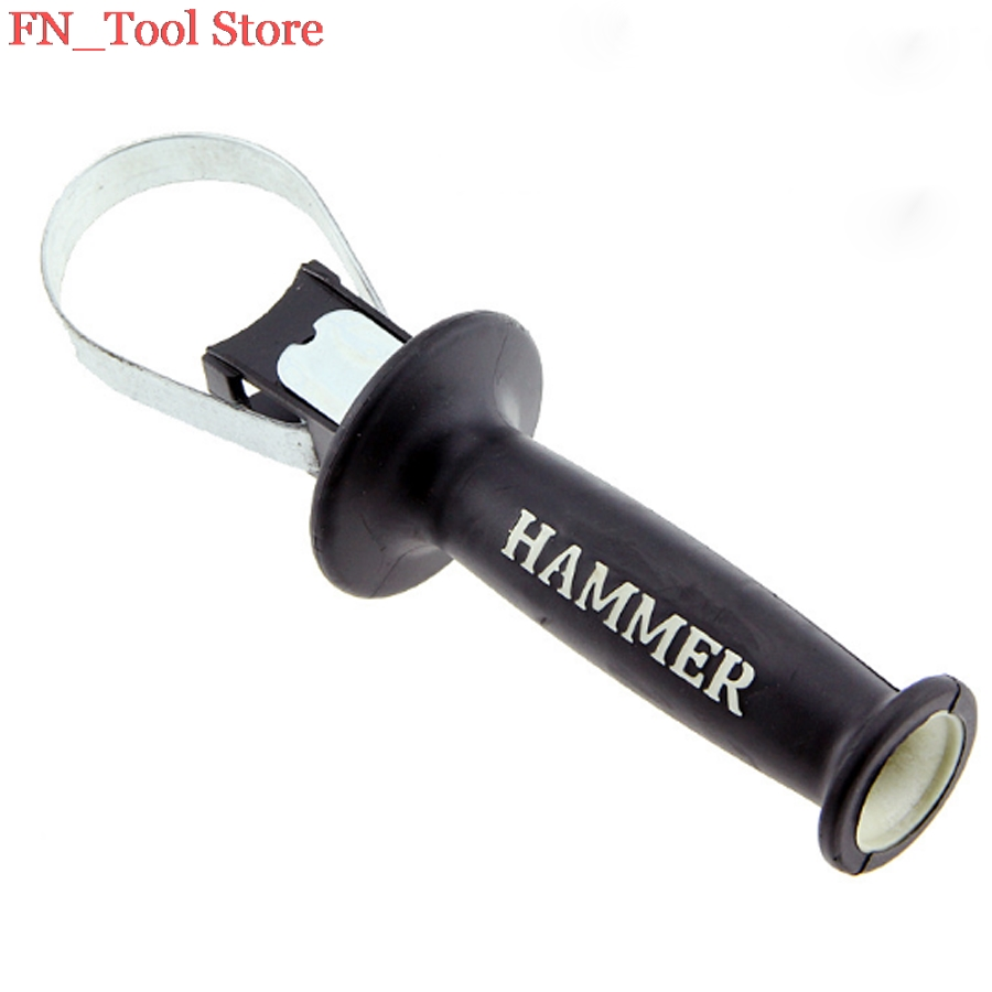 New 60-65mm adjustable electric hammer handle grinding machine for rotary power tools Electric hammer accessoriesNew 60-65mm adjustable electric hammer handle grinding machine for rotary power tools Electric hammer accessories