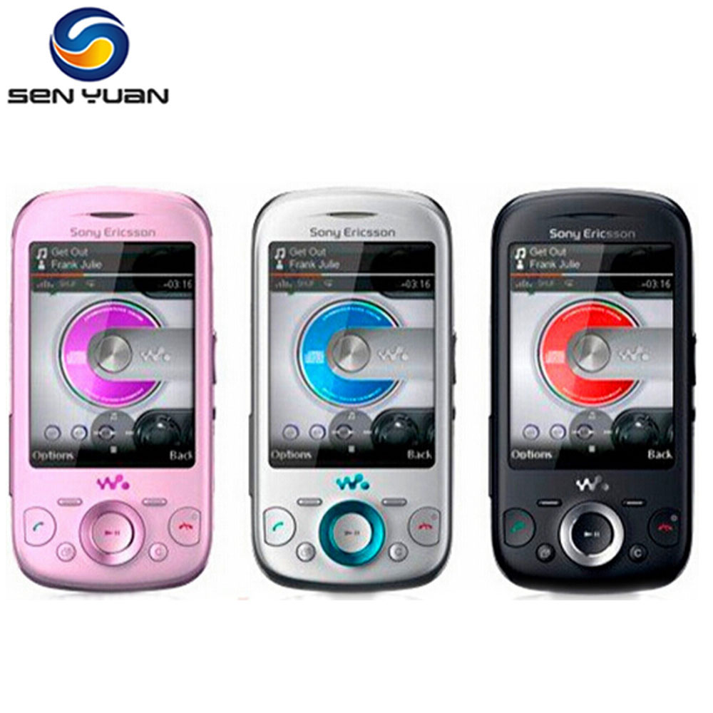 Original Sony Ericsson Zylo W20 Mobile Phone 3.2MP Camera 3G Bluetooth W20  Cell Phone Free Shipping -in Mobile Phones from Cellphones &  Telecommunications ...