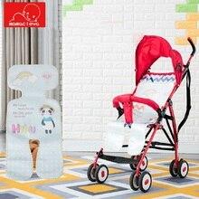 Baby Stroller Mat Newborn Comfortable Summer Cart Seat Pad Infant Carriages/Pram/Buggy/Car Kids Pushchair Cushion