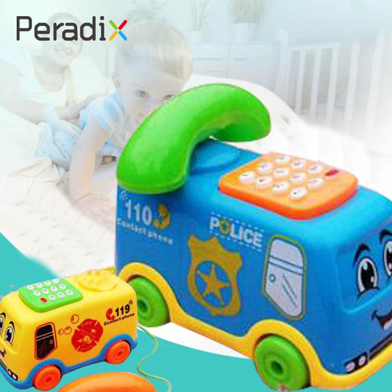 Random Color Baby Toys Educational Developmental Kids Toy Gift Fun Music Color Random Birthday Present