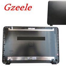 GZEELE الجديد ل HP 15-ac 15-af 250 G4 255 G4 256 G4 15-BA 15-BD 15-AY 15-AY013NR المحمول LCD الغطاء الخلفي الغطاء العلوي الخلفي غطاء أسود