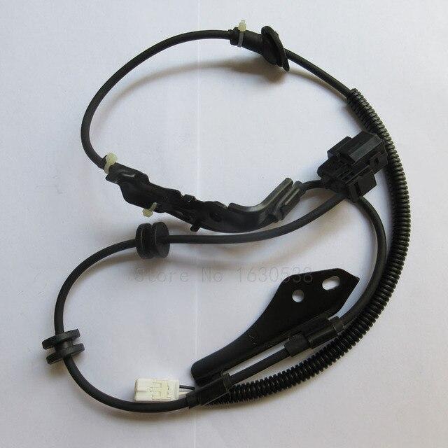 Trasera Derecha ABS Rueda Del Sensor de Velocidad Para Toyota Yaris 2008-2012 Toyota Vios 2008-2012 89516-0D110