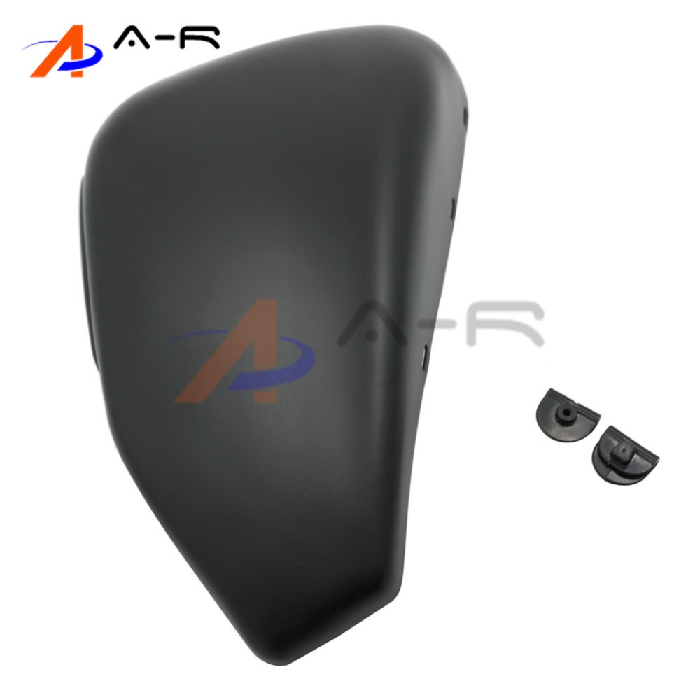Metal Matte Black Battery cover Left Side Cover Protect for Harley Sportster XL 883 XL 1200 2004 2005 2006 2007 2008 09-13 mtsooning timing cover and 1 derby cover for harley davidson xlh 883 sportster 1986 2004 xl 883 sportster custom 1998 2008 883l