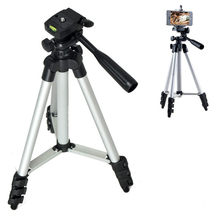 1PC New Portable 105CM Aluminum Alloy Telescope Tripod Stand Outdoor 4 Section Binoculars/Monocular/Spotting Scope Mount Holder