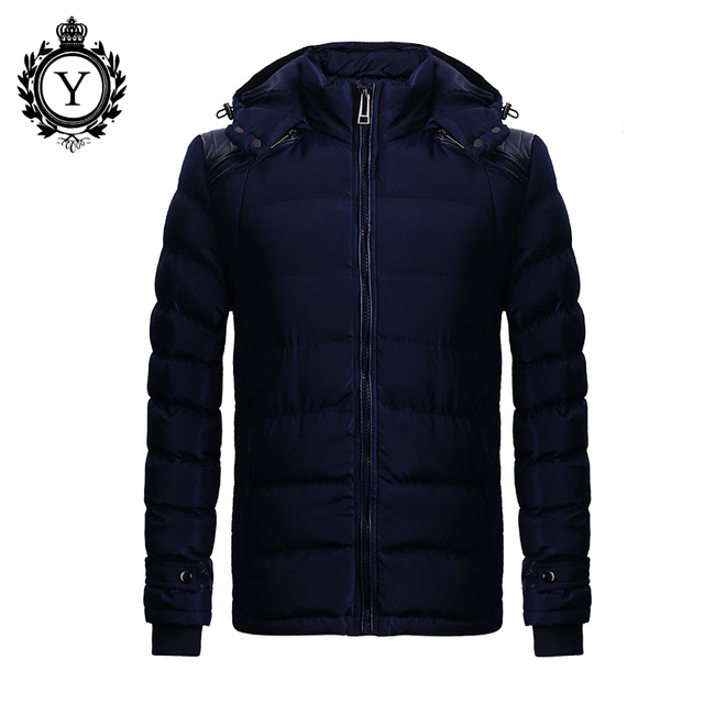 Brand Winter Jacket Men 2016 New Parkas Coat Male Jacket Jaqueta Masculina High Quality Breathable Casual Outwear Clothing YY110