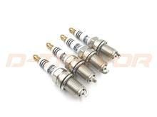 4pcs Brand New IRIDIUM IX spark plug BKR5EIX 11 3184 For Acura Hyundai Mazda Mitsubishi Nissan