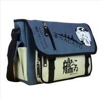 2018 new Anime Kantai Collection high quality for teenagers gift cosplay handbag shoulder bags