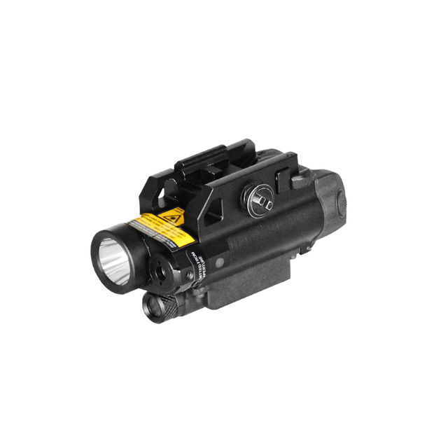 Acecare Drop Shipping Multi Functional Aiming Camera System Red Laser Sight And LED Flashlight With Camera Combo