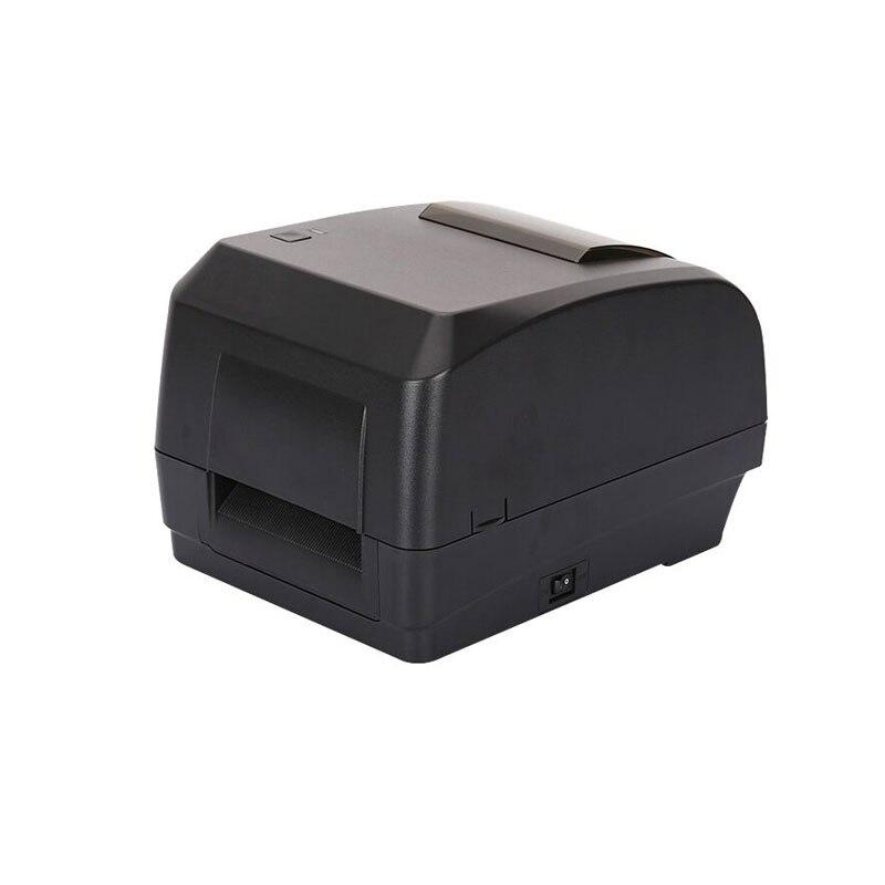 Imprimante d'étiquettes thermiques adresse d'expédition imprimante de transfert thermique pour étiquettes de vêtements étiquettes de bijoux