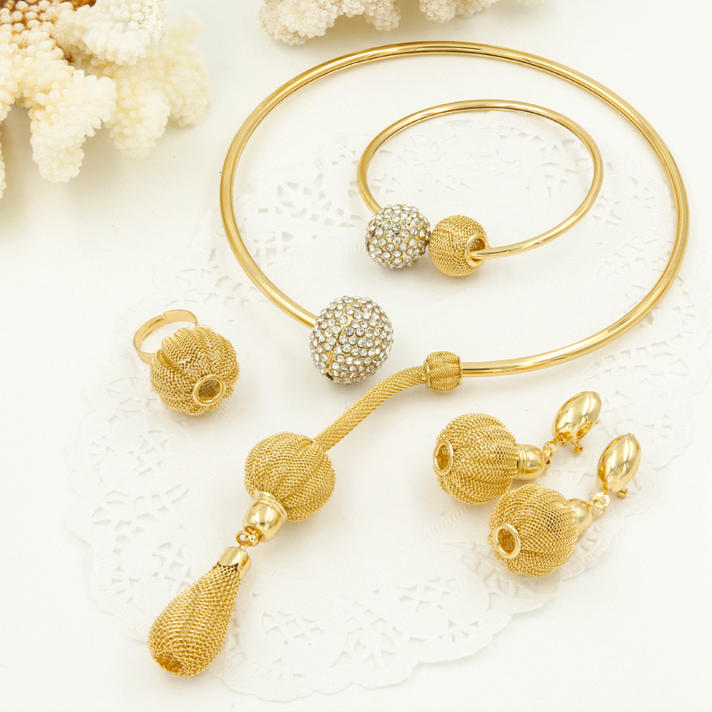 Online Buy Wholesale dubai gold jewelry from China dubai ...