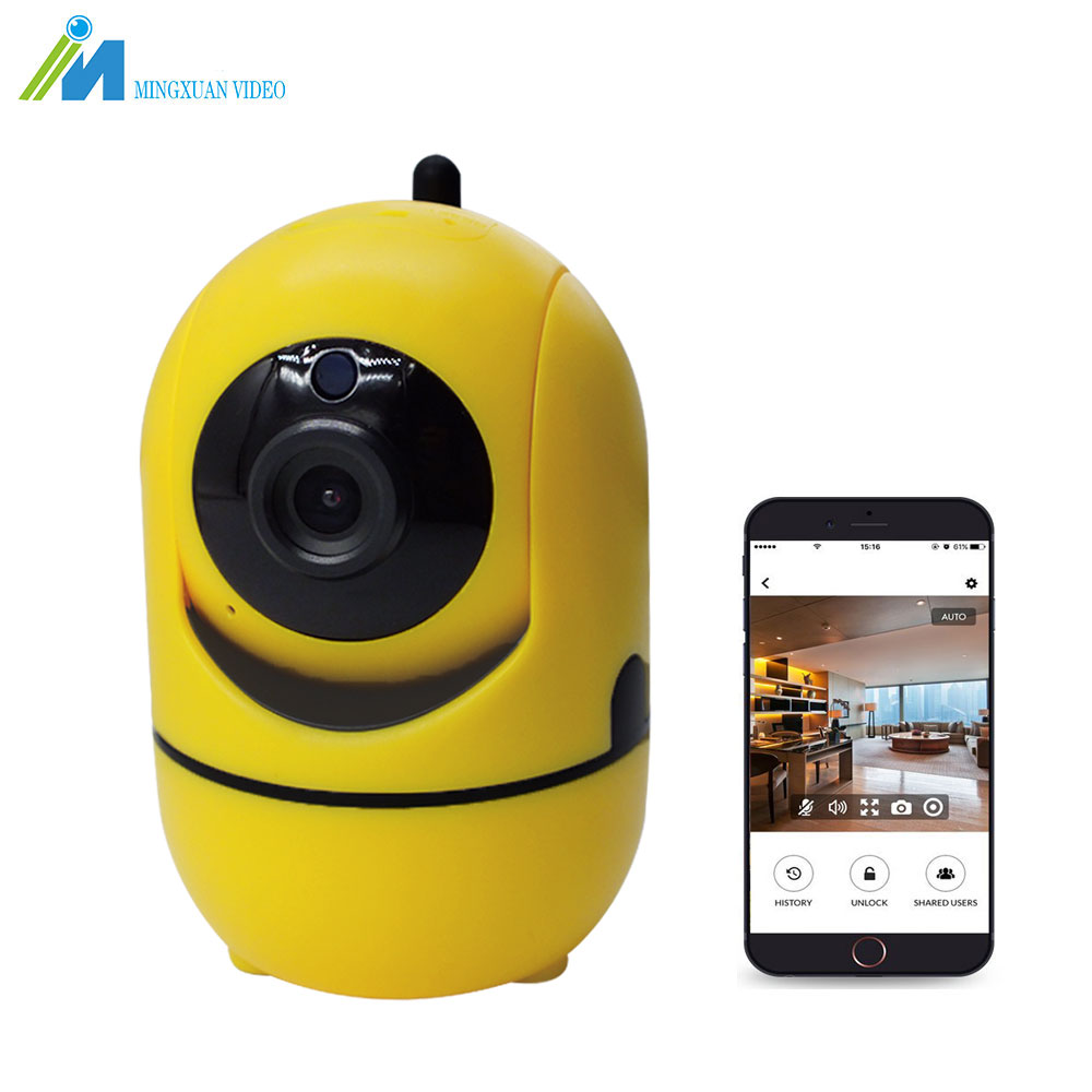 MX 720P Baby Monitor Wifi Camera 2 Way Audio Smart Camera with Motion Detection Security IP Camera Wireless for Husband's Gift 2017 new gift with uv lamp remote control lcd display automatic vacuum cleaner iclebo arte and smart camera baby pet monitor