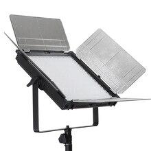 Dhl livraison gratuite C900 conduit de lumière vidéo 8070Lux 5600 K éclairage de la photographie pour DSLR Camera / Mini caméscope