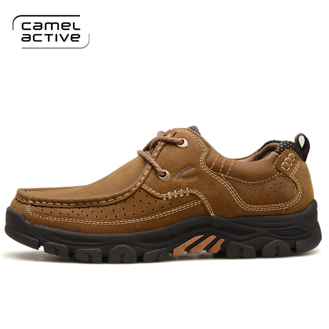 Camel Active 2017 Man Waterproof Breathable Hiking Shoes Big Size Outdoor  Boots Trekking Sport Sneakers Men