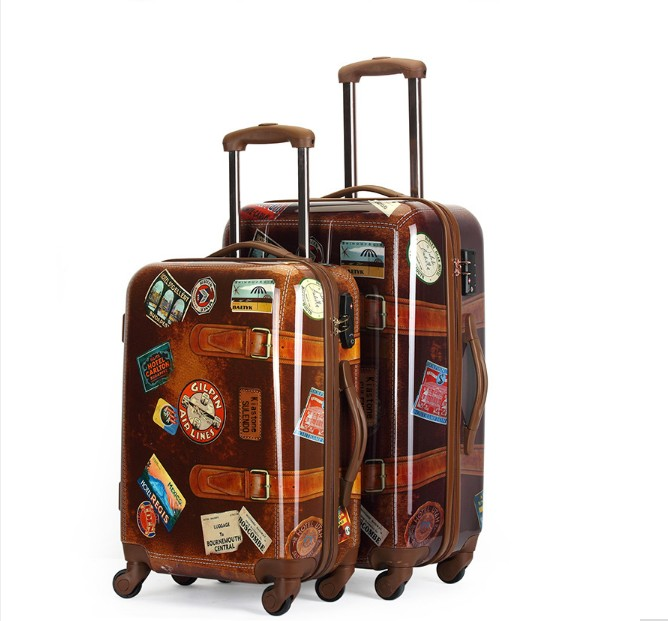 Online Get Cheap Luggage Vintage Style -Aliexpress.com | Alibaba Group