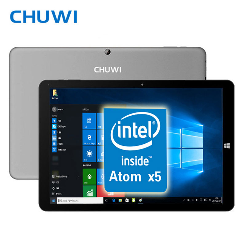 Original 12 Inch CHUWI Hi12 Dual OS Tablet PC Intel Atom Z8350 Windows10 Android 5 1