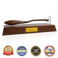 New Harry Potter LEVITATING BROOM PEN Nimbus 2000 Broomstick Wizarding World Brand New In Package