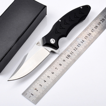 Snake head XJ11 folding knife Ball bearing G10 handle utility tactical survival folding knife outdoor camping tools