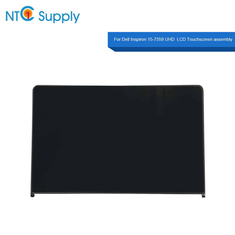 Meihou For Dell Inspiron 15 7559 Dp/n 0dwj0r Lcd Screen 15.6 4k Uhd Lcd Led Touch Original Screen Assembly For Ltn156fl03-d01 Colours Are Striking