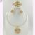 Nueva Alta Calidad de La Joyería de Dubai 3 COLOR Oro verdadero Plateado de la Boda de Nigeria Africano Sistemas de La Joyería Parure Bijoux Femme