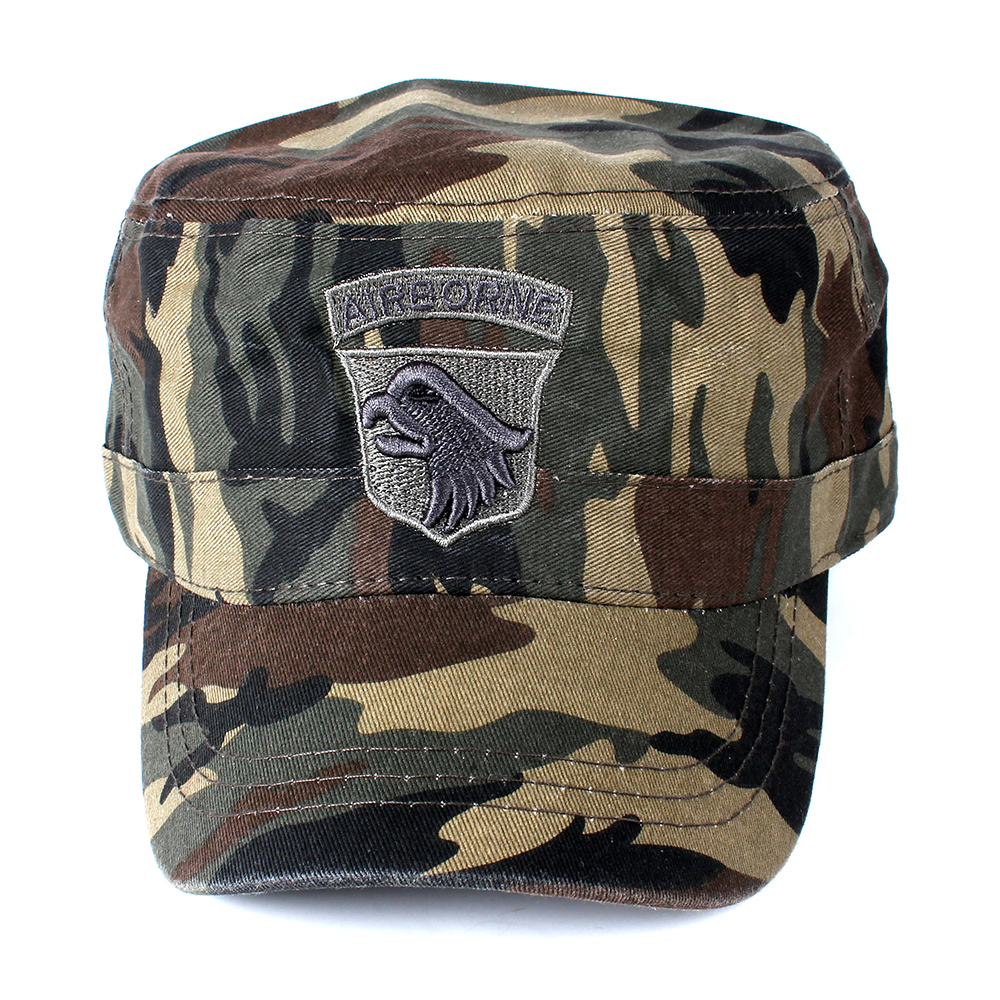066db2ec18f4f DIFANNI US Tactical Hats 101ST AIRBORNE SCREAMING EAGLE Cap Air Force Baseball  caps for Men Cotton camouflage ARMY cap hats-in Baseball Caps from Men s ...