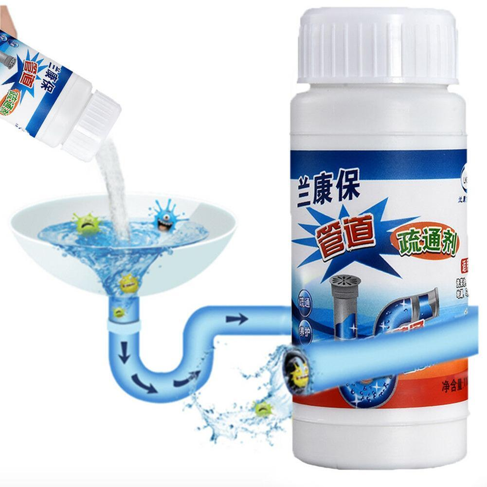 Kitchen Sewer Pipes Deodorant Strong Pipeline Dredge Agent Toilet Cleaning Tool Detergent Universal Dredging Artifact Drain Cleaners Aliexpress