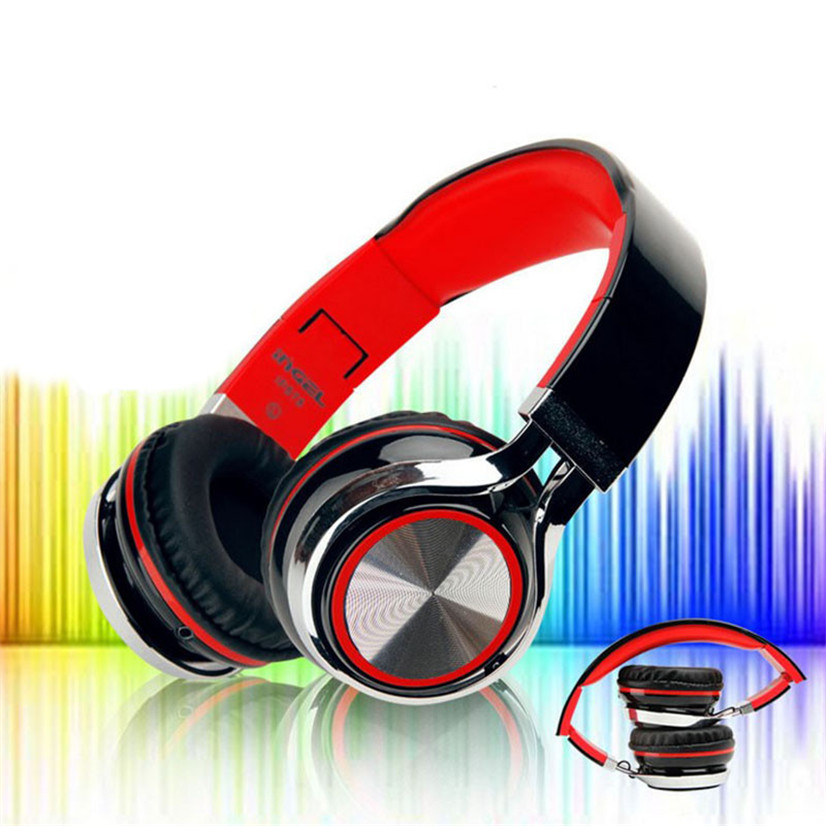 headset with mic high definition earphones stereo wired headphone