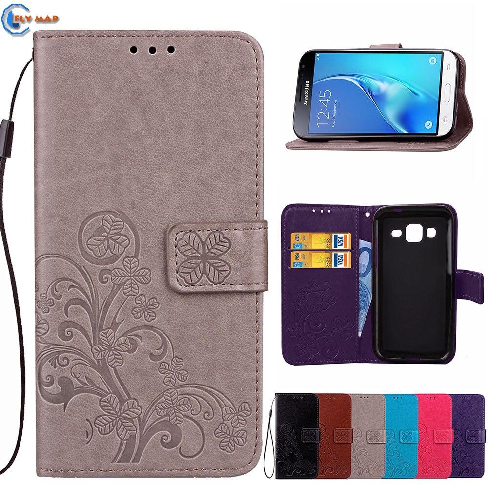 Coque Case For Samsung Galaxy J3 2016 J320 J320F J320FN Wallet Flip Box Phone Leather Cover SM-J320 SM-J320H SM-J320F SM-J320p