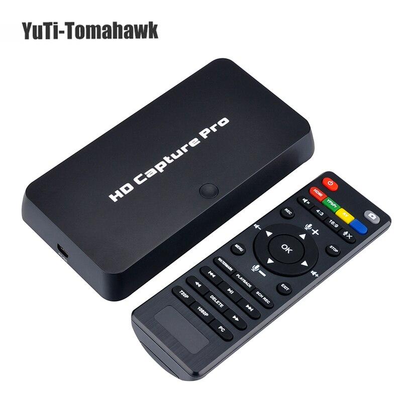 Ezcap 295 GDCP decoder OBS Live HD Video Capture Pro HDMI 1080P Recorder USB Playback Capture Cards For Xbox 360 PS4 Set-Top Box цена и фото