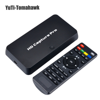 Ezcap 295 GDCP decoder OBS Live HD Video Capture Pro HDMI 1080P Recorder USB Playback Capture Cards For Xbox 360 PS4 Set Top Box