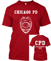 Be A Part Of The Top Cop Drama On Tv Chicago Pd Cpd Hanes Tagless Tee