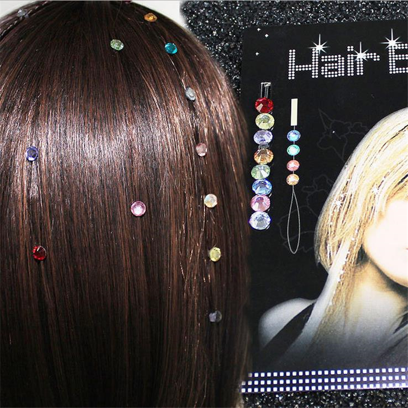 New Fashion Hair Bling Hair Accessories Findings