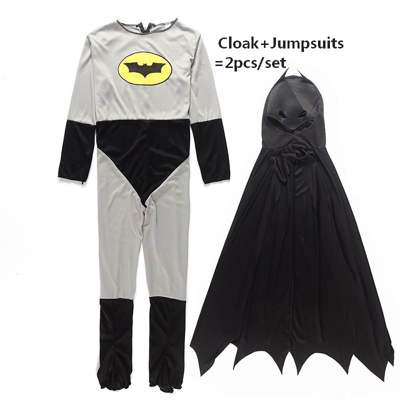 Batman Cosplay Costumes Halloween Christmas Costumes For Kids Children Fancy Dress Superhero Anime  Boys Cosplay Batman Cloak