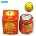 100% Original Vietnam Gold Tower Balm Ointment Pain Relieving Patch Body Massage Neck Massager Arthritis Tiger Balm C087