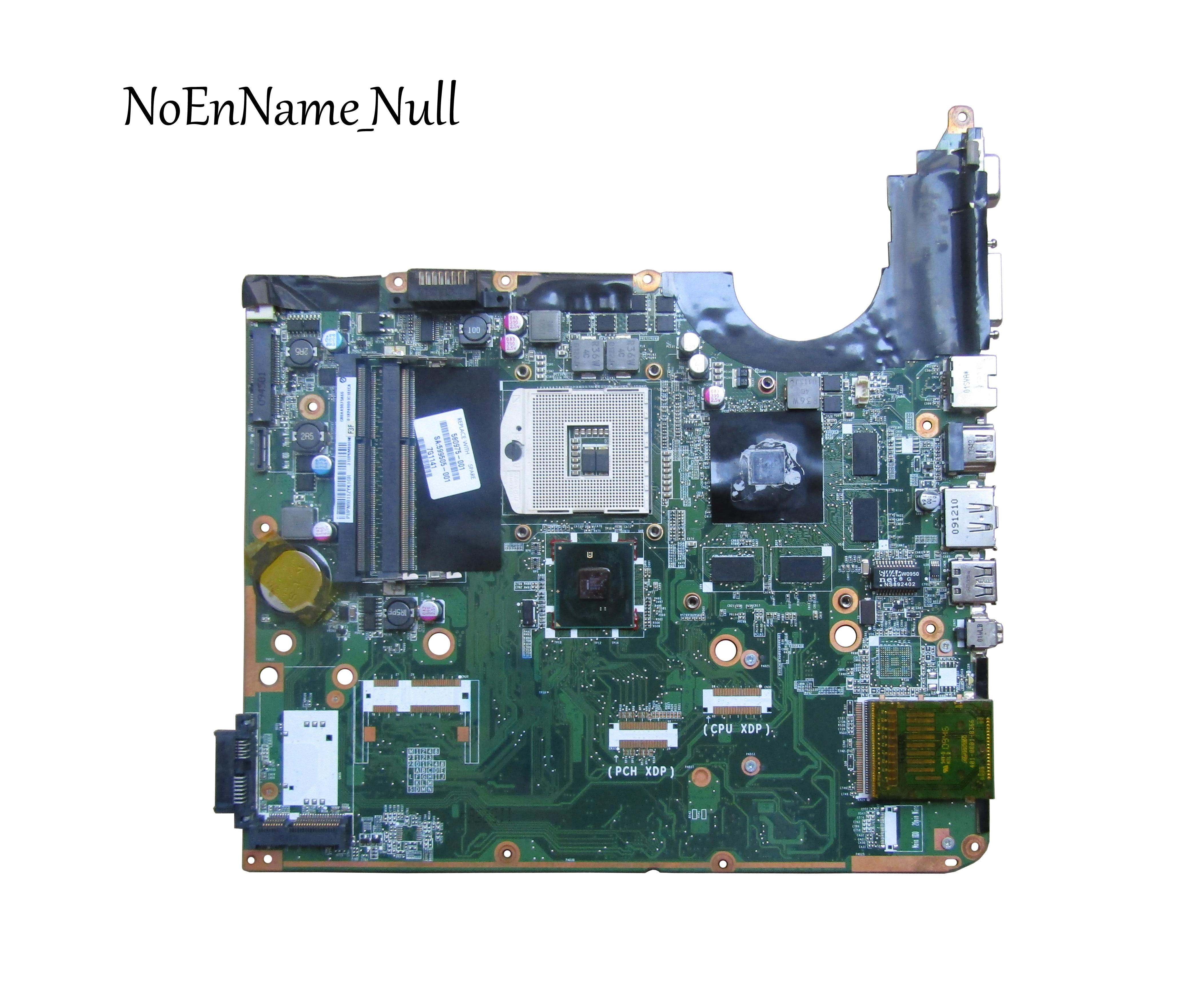 580975-001 Free Shipping Laptop Motherboard For HP Pavilion DV6 DV6-2000 Motherboard DA0UP6MB6F0 PM55 DDR3 GT230M